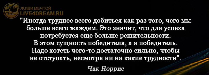 цитата Чак Норис